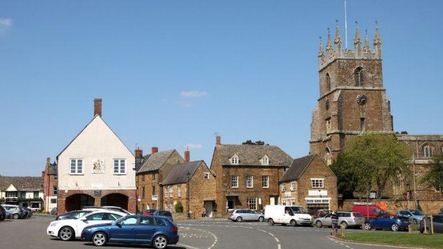 Market Place, Deddington, Oxfordshire
