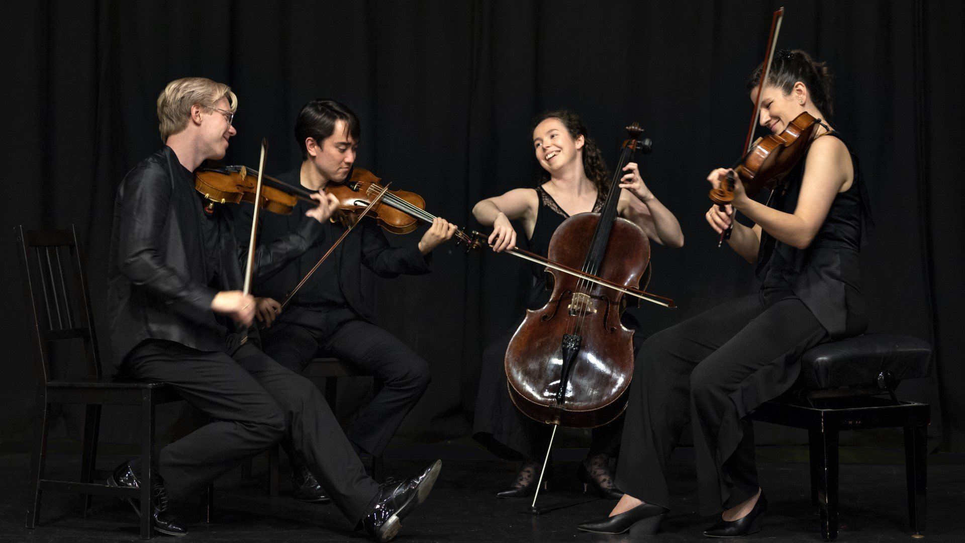 A Mind Forever Voyaging - Marmen Quartet