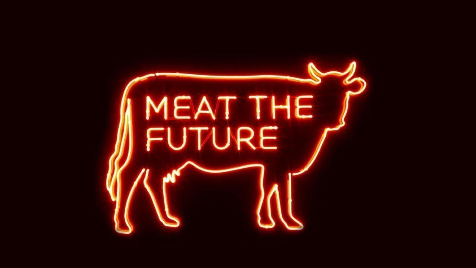 Meat The Future Exhibition at the Oxford University Museum of Natural History