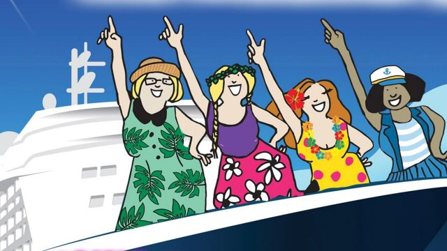 Menopause The Musical 2 - Cruising Through Menopause at New Theatre Oxford