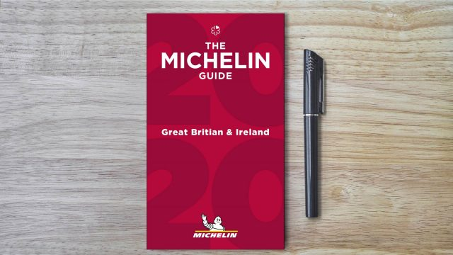 The Michelin Guide UK 2020