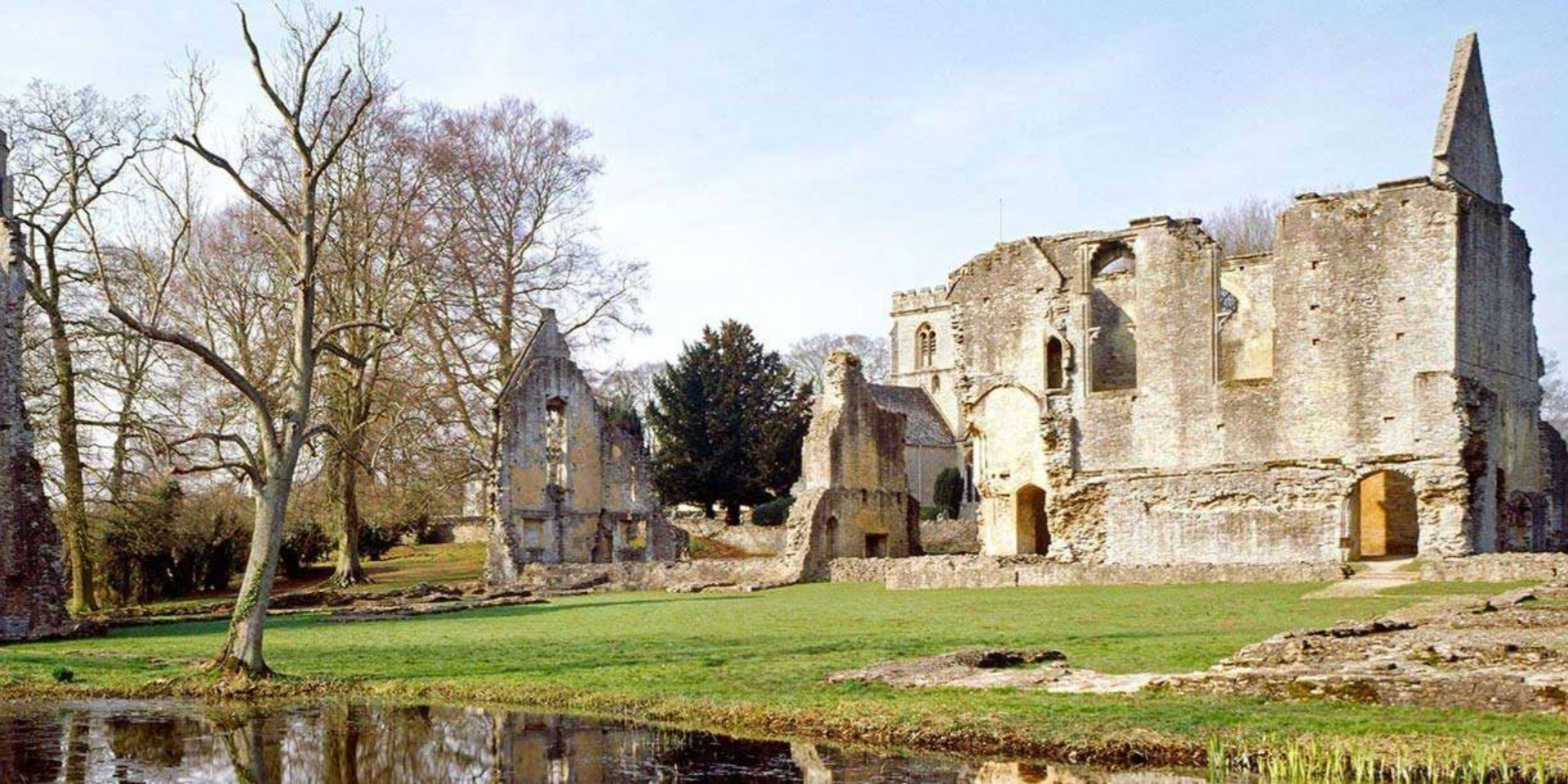 Minster Lovell Hall English Heritage