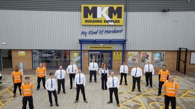 MKM opens a new branch in Wallingford