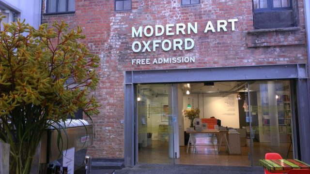 Modern Art Oxford Gallery and Contemporary Art Space