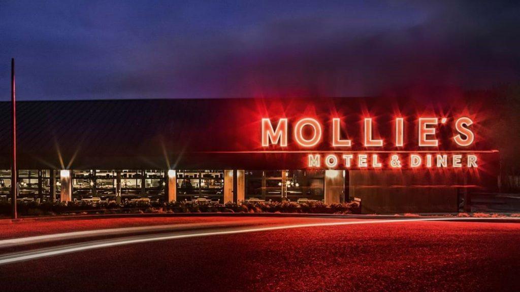 Mollie's Motel & Diner, Faringdon, Oxfordshire