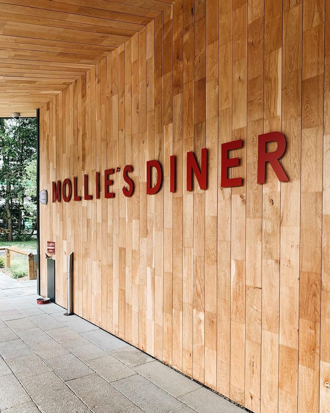 Mollie's Motel & Diner, Faringdon, Oxfordshire - Gallery Image 02