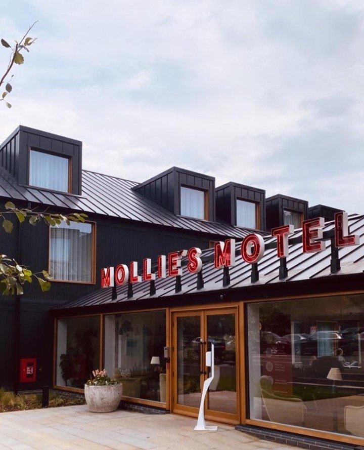 Mollie's Motel & Diner, Faringdon, Oxfordshire - Gallery Image 19