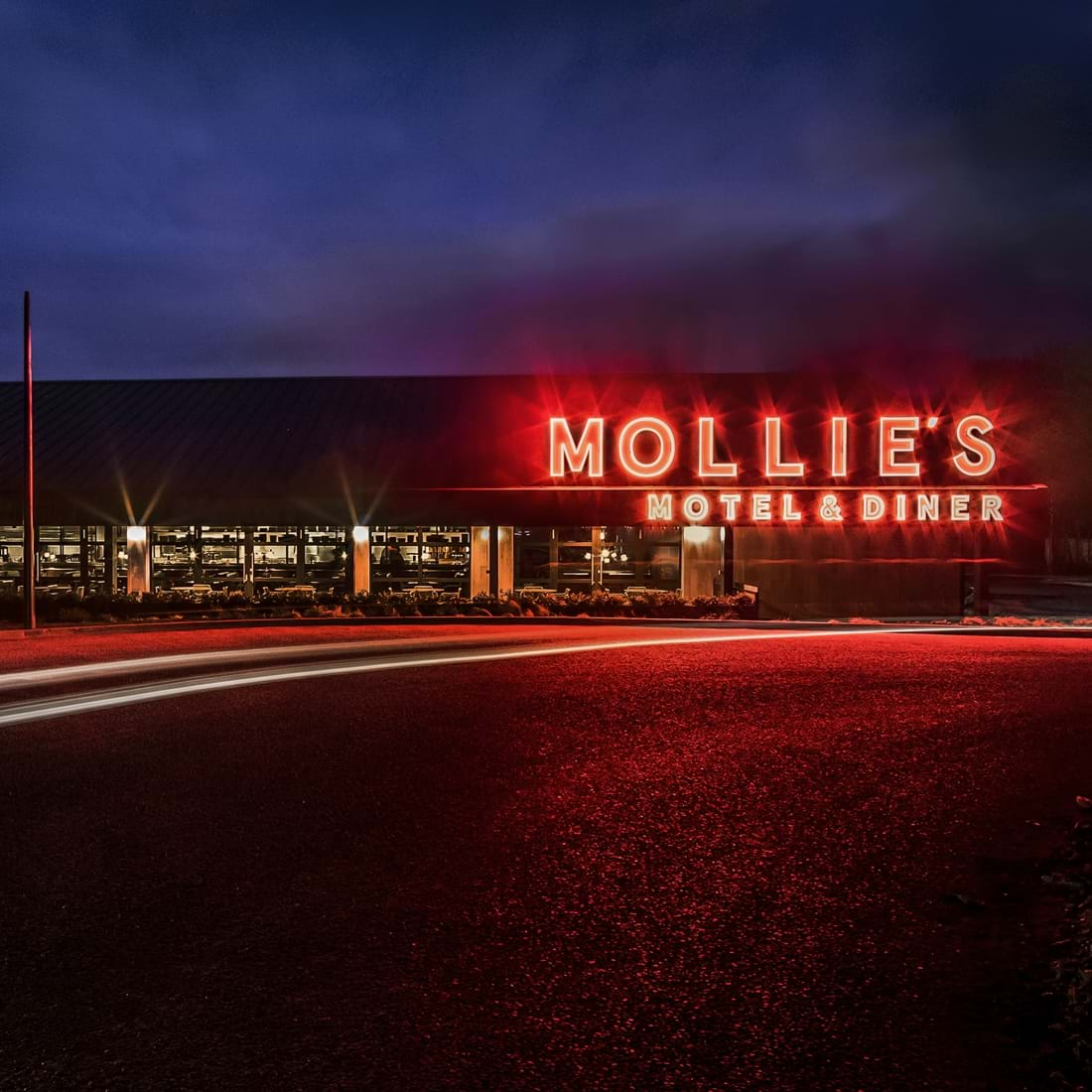 Mollie's Motel & Diner, Faringdon, Oxfordshire - Gallery Image 20