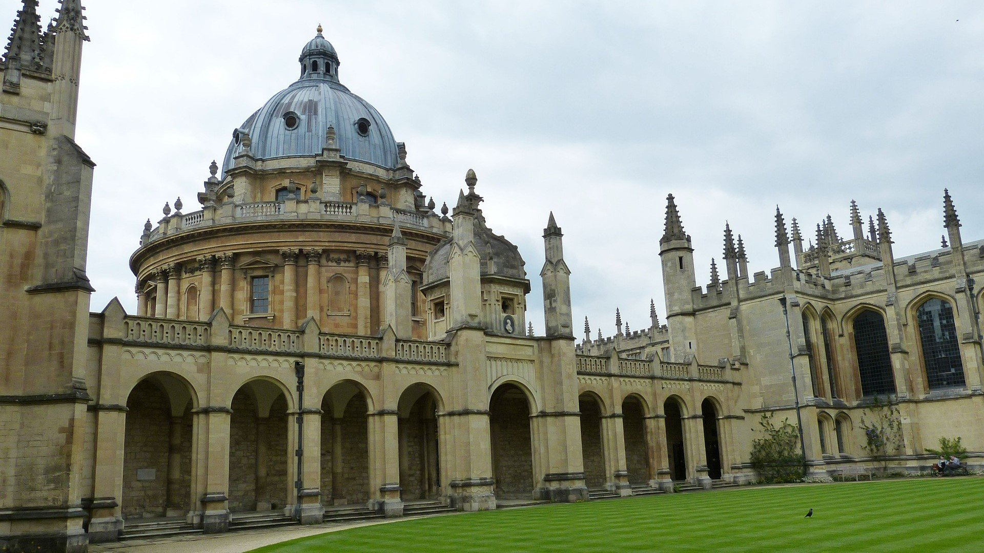 More Black British students than ever starting at Oxford. Image: Oxford University's Radcliffe Camera
