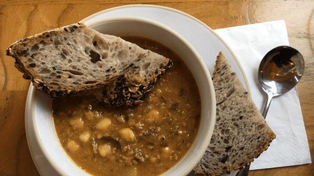 GAIL's Moroccan Lamb Harira Soup Recipe