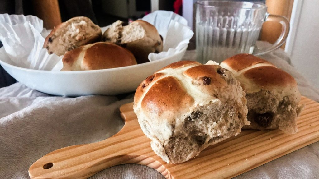 Mrs Bun the Baker's Easter Online Cooking Club