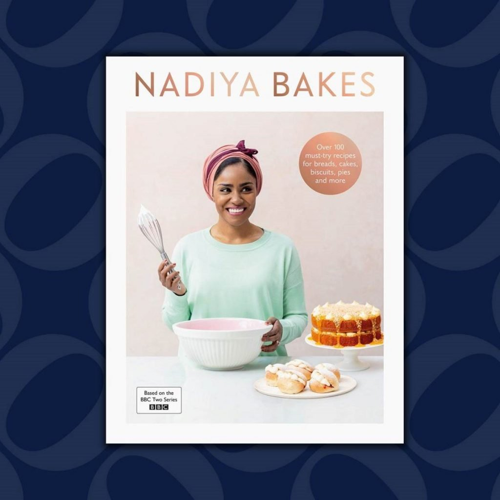 Nadiya Bakes Cookbook by Nadiya Hussain