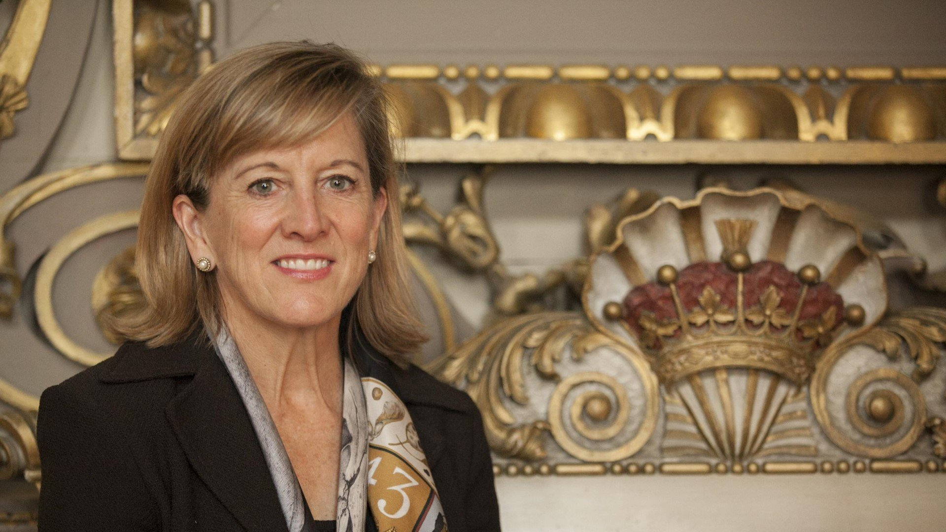 Marjorie Neasham Glasgow has been appointed as Her Majesty's Lord-Lieutenant of the County of Oxfordshire