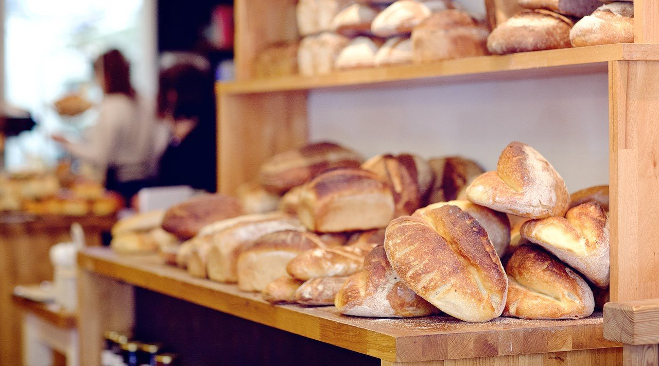 Natural Bread, Woodstock Cafe & Shop