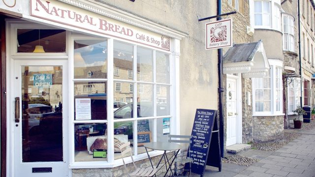 Natural Bread, Woodstock Cafe & Shop