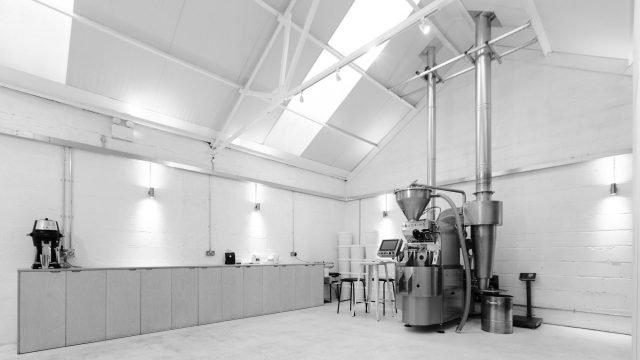 NewGround Coffee, Oxford