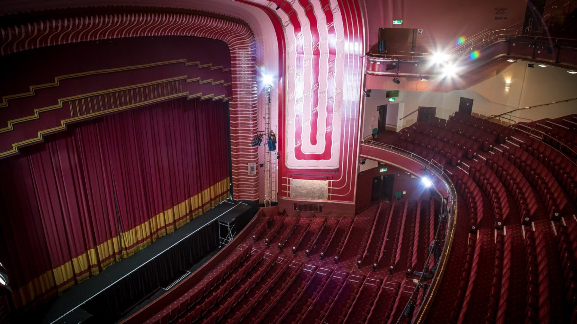 New Theatre Oxford - Interior