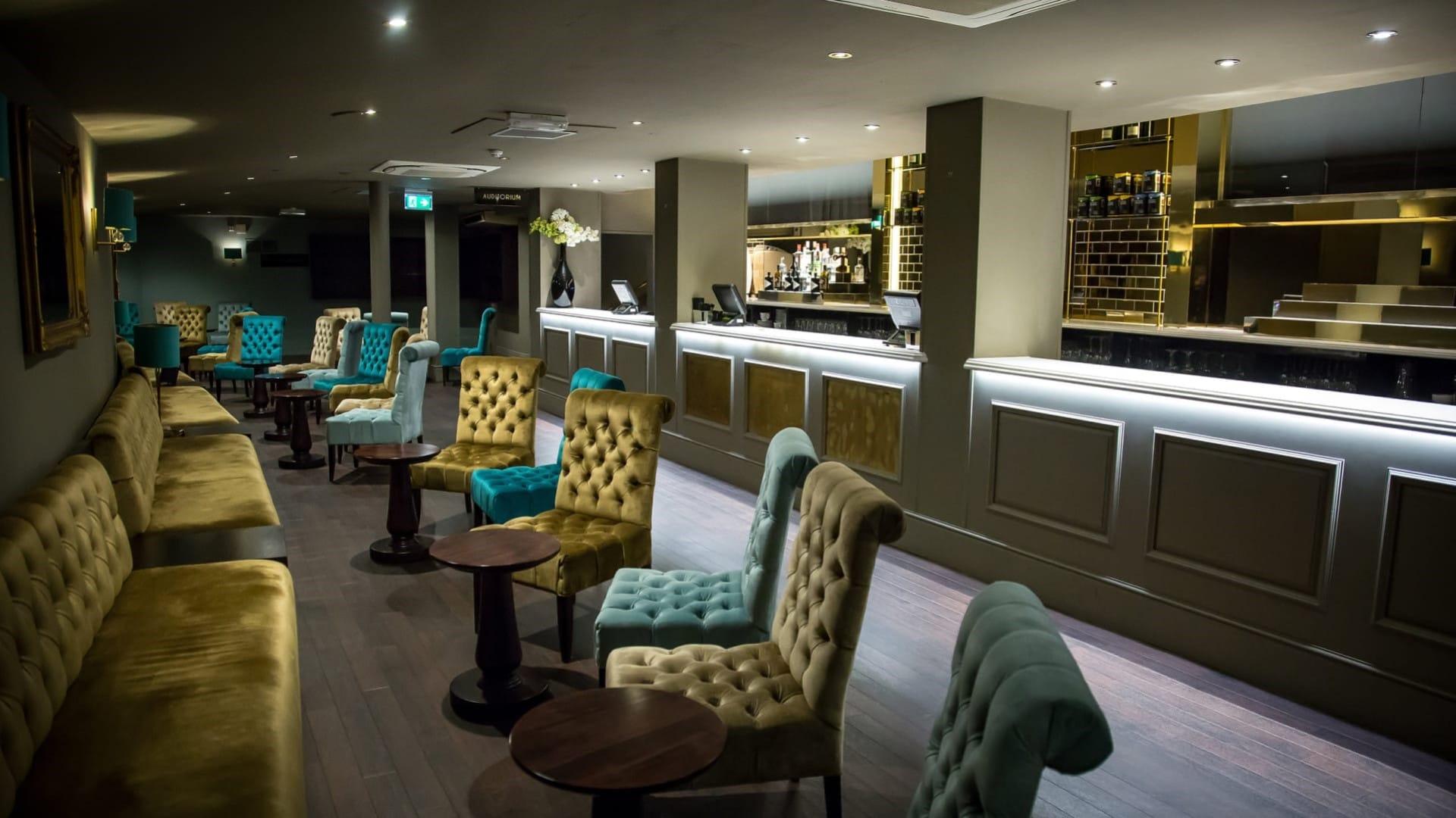New Theatre Oxford - Bar