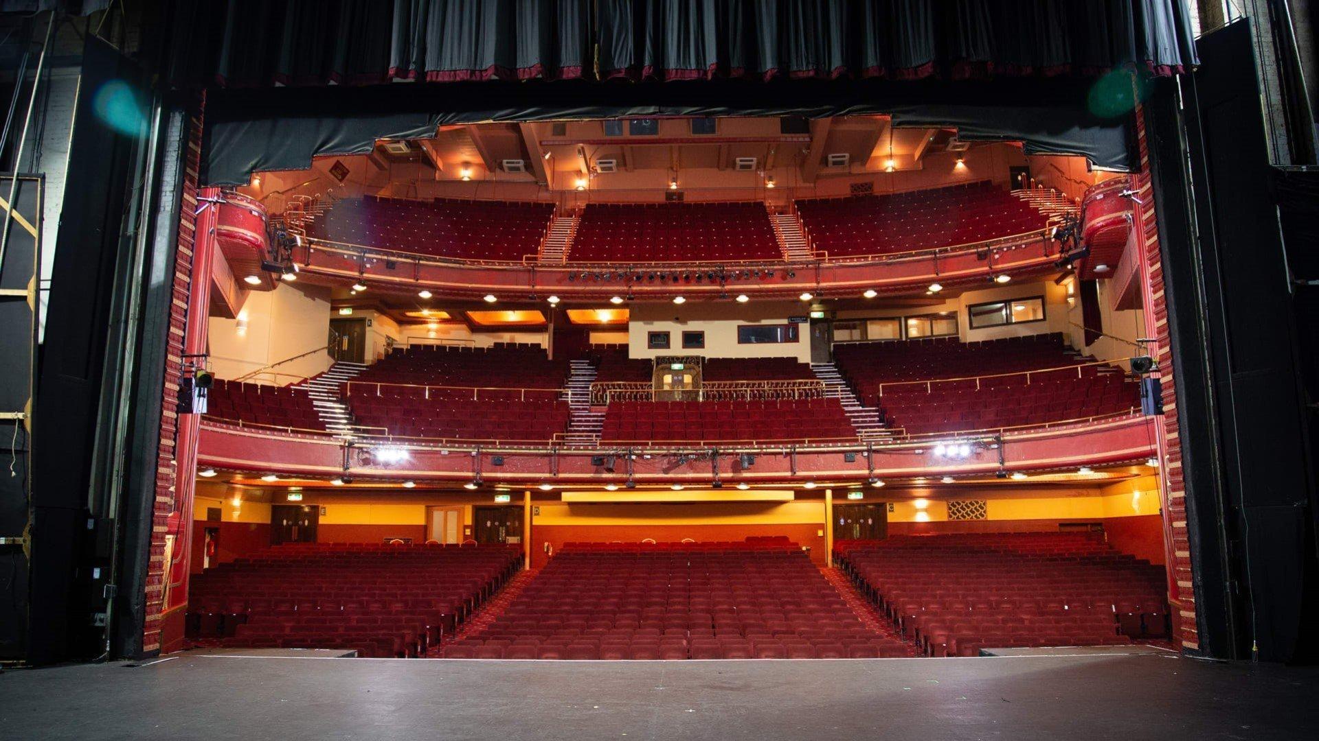 New Theatre Oxford - Interior