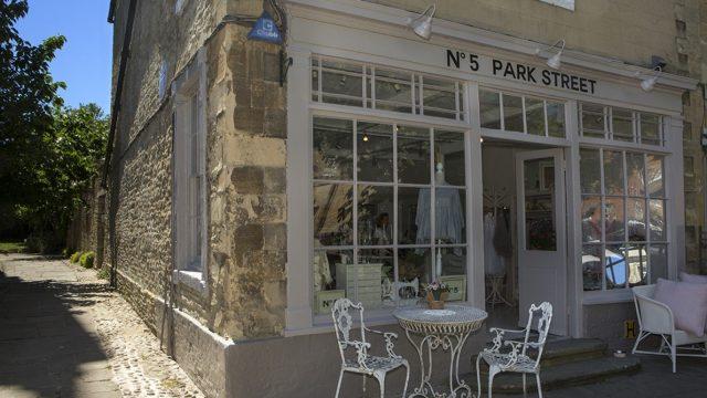 No 5 Park Street, Woodstock, Oxfordshire