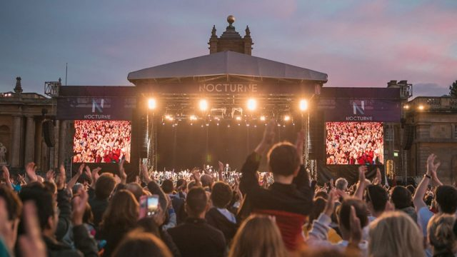 Nocturne Live 2021 at Blenheim Palace