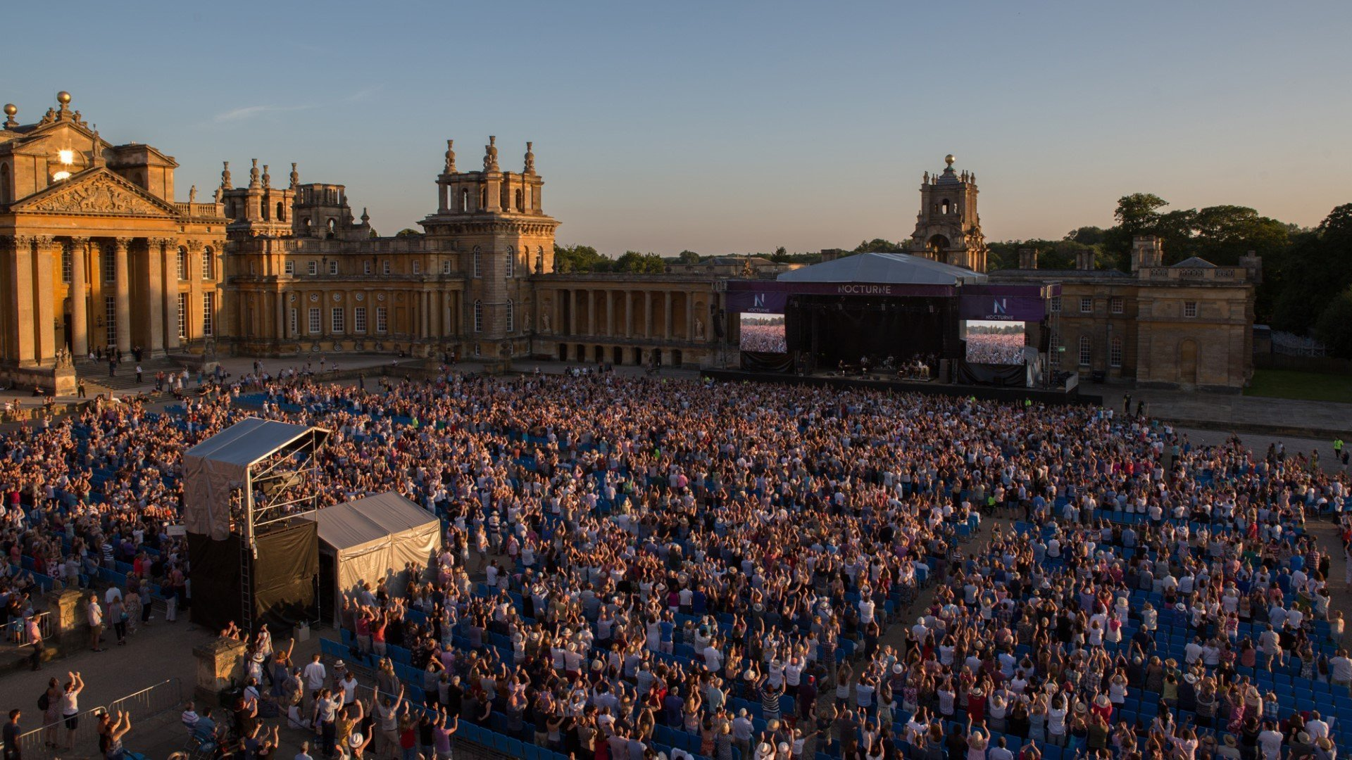 Nocturne Live 2021 at Blenheim Palace cancelled