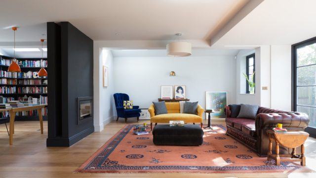 North Oxford Family Home Renovation by Element Studios