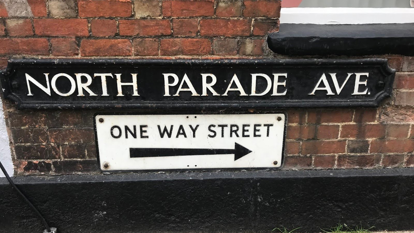 North Parade Avenue Oxford