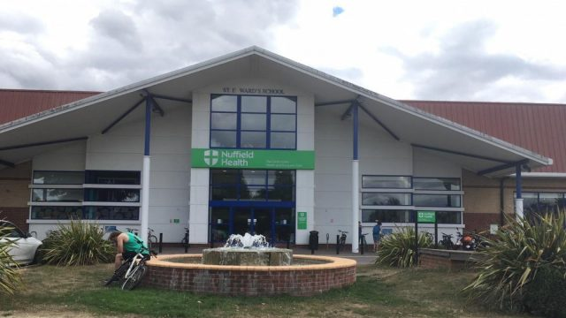 Nuffield Health The Oxfordshire Health & Racquets Club