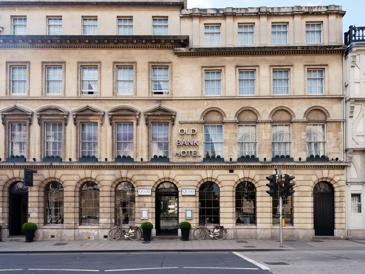 Old Bank Hotel, Oxford