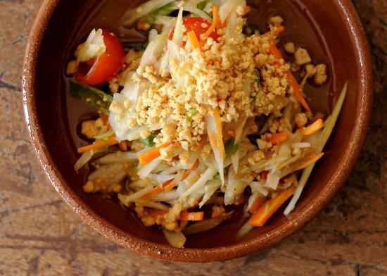 Oli's Thai Restaurant, Magdalen Road, Oxford - Food - Padthai