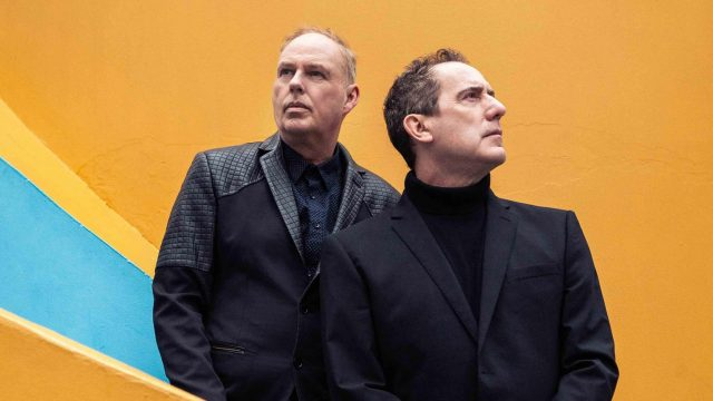 OMD - 40 Years - Greatest Hits at New Theatre, Oxford