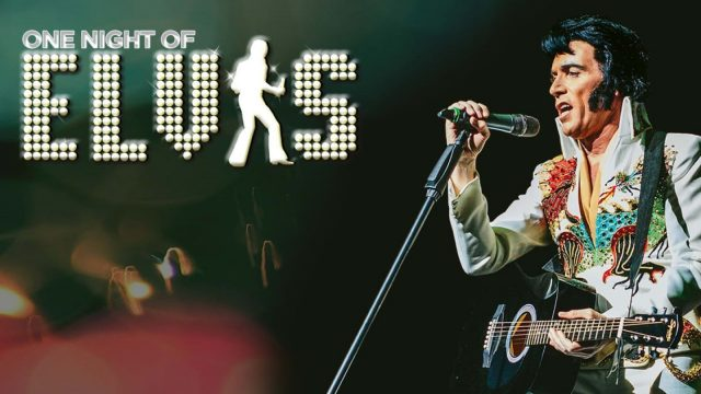 One Night of Elvis - Lee Memphis King at New Theatre Oxford