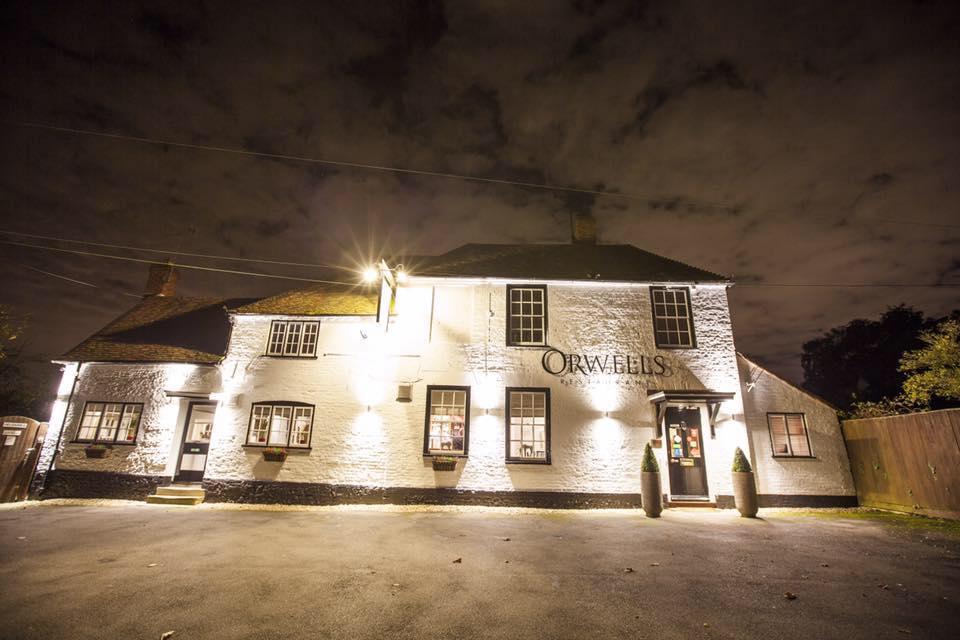 Orwells Restaurant, Henley-on-Thames, Oxfordshire - Exterior