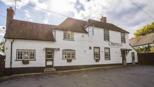 Orwells Restaurant, Henley-on-Thames, Oxfordshire
