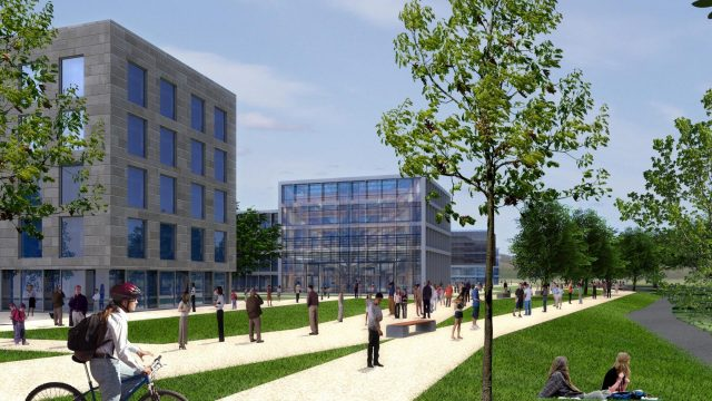 Osney Mead Innovation Quarter, Oxford