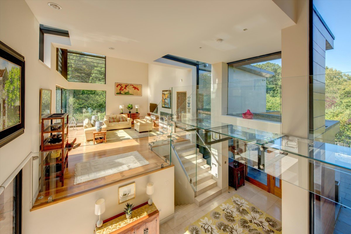 Ossicles: A stunning and unique five-bedroom detached house in Newnham Hill Henley-on-Thames Oxfordshire Gallery Image 10