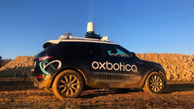 Oxbotica raises $47m to deploy autonomy software platform around the world
