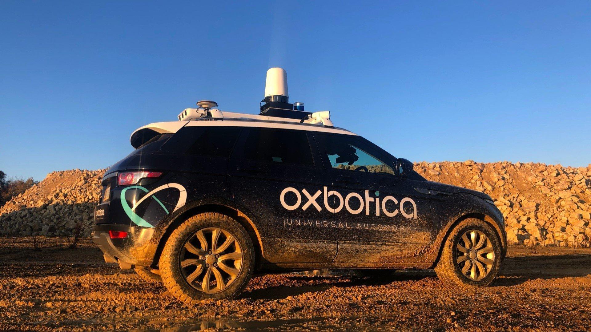 Oxbotica raises $47m to deploy autonomy software platform around the world