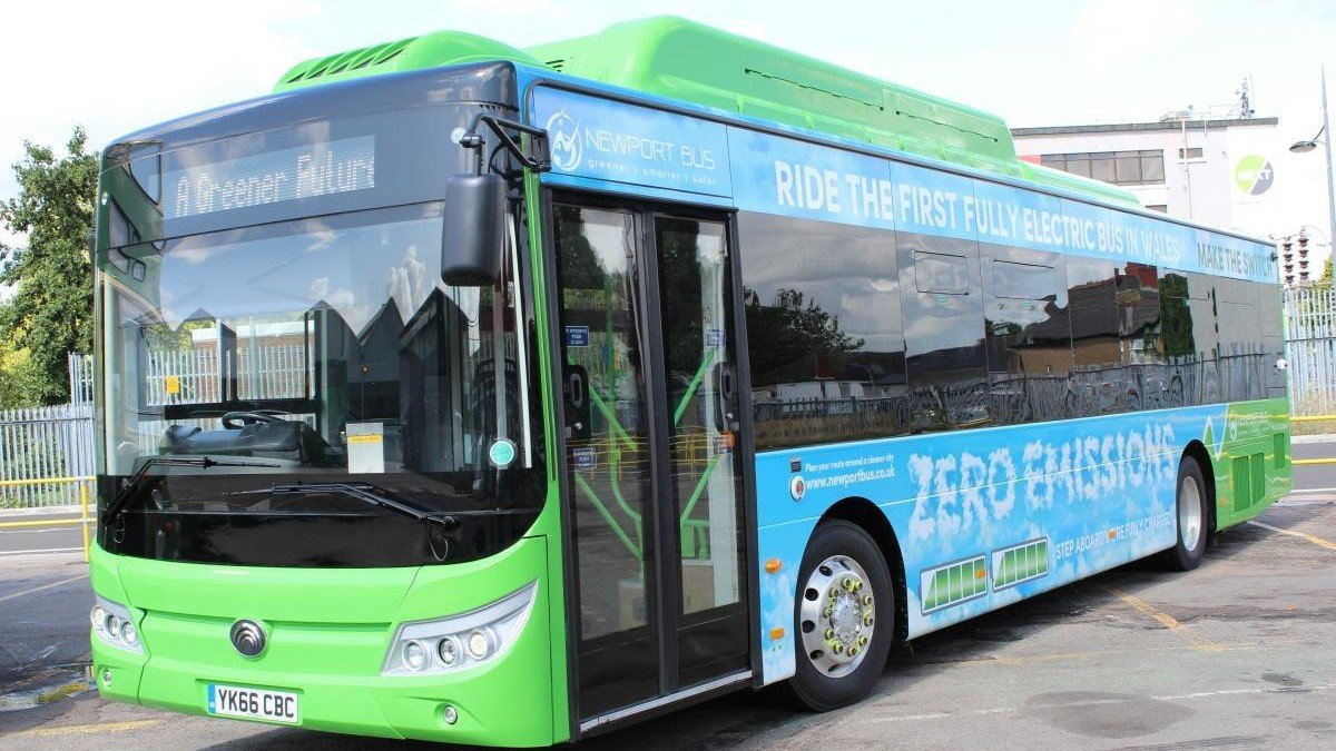 Oxford and Coventry set to be UK's first all-electric bus cities