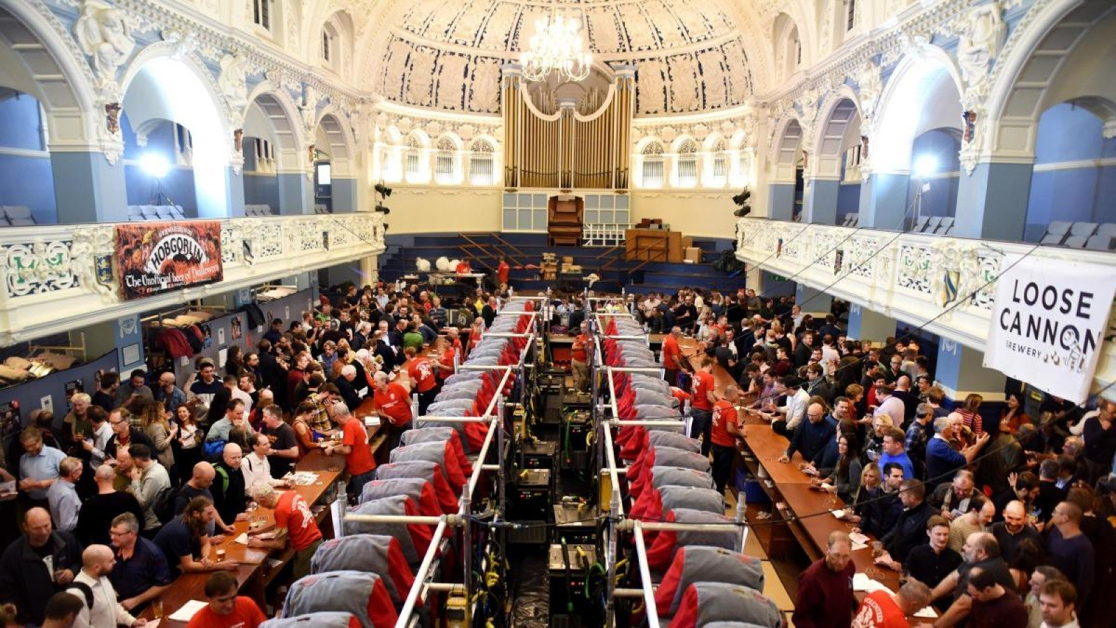 Oxford Beer & Cider Festival 2019 at Oxford Town Hall