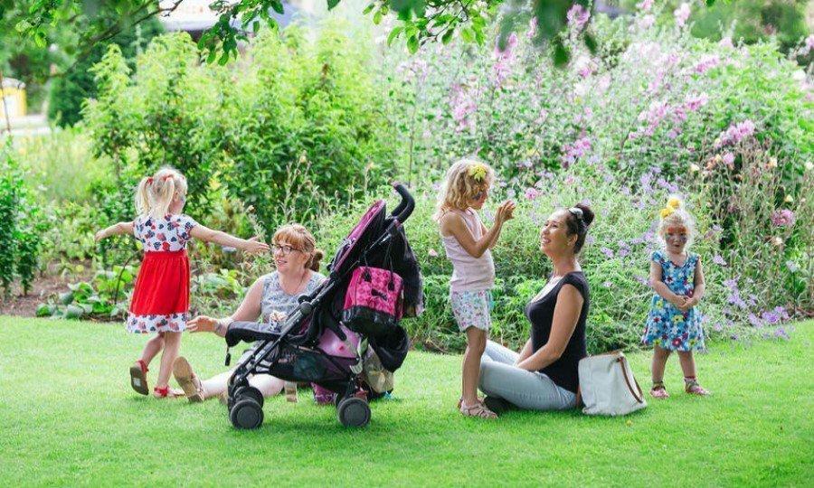 Oxford Botanic Garden - Picnics