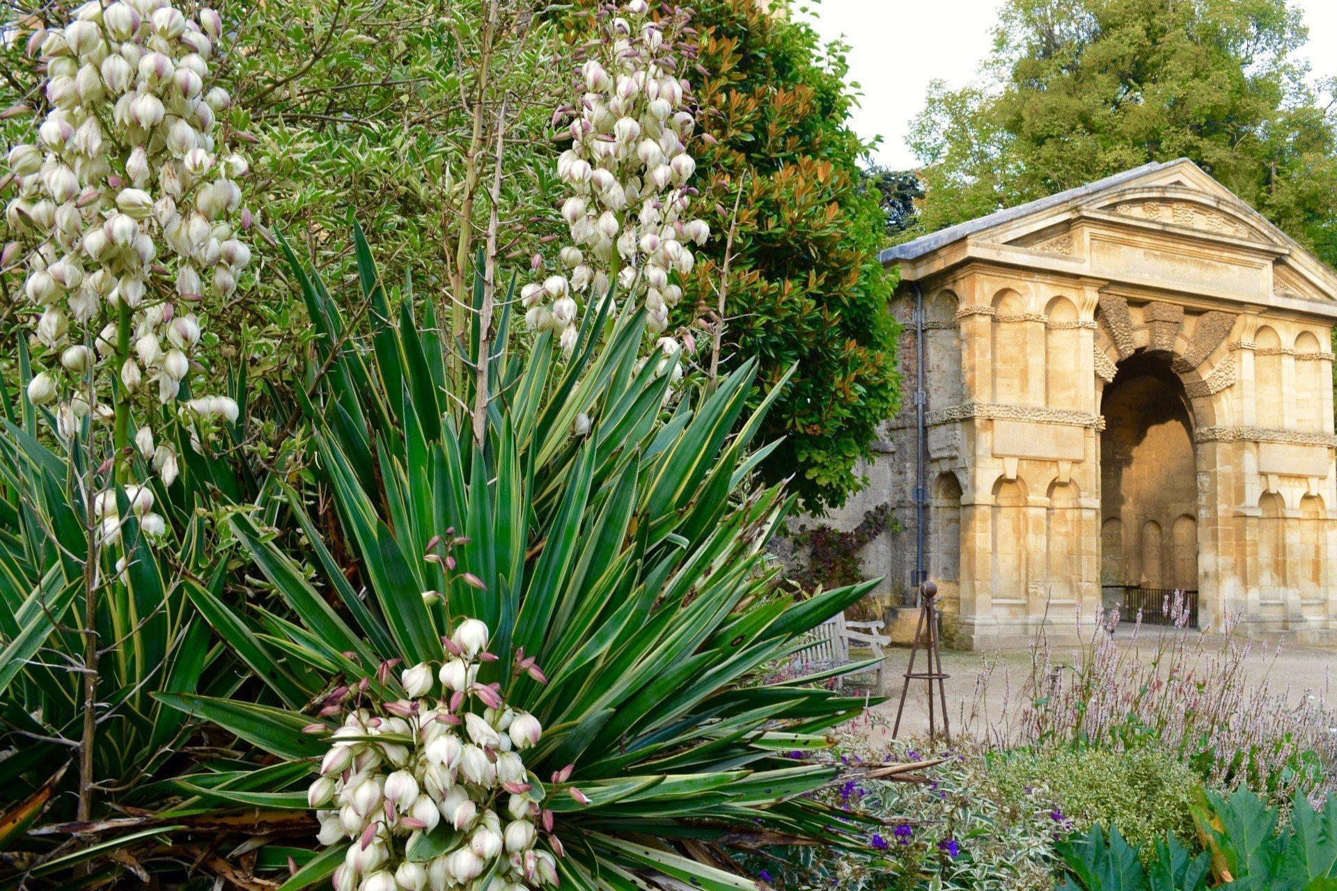 Oxford Botanic Garden - The Walled Garden