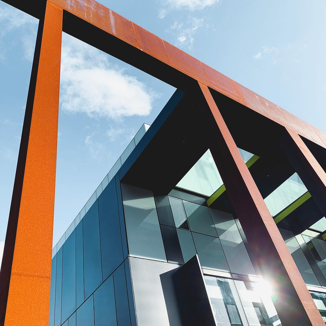 Oxford Brookes University Headington Campus - Gallery Image 03
