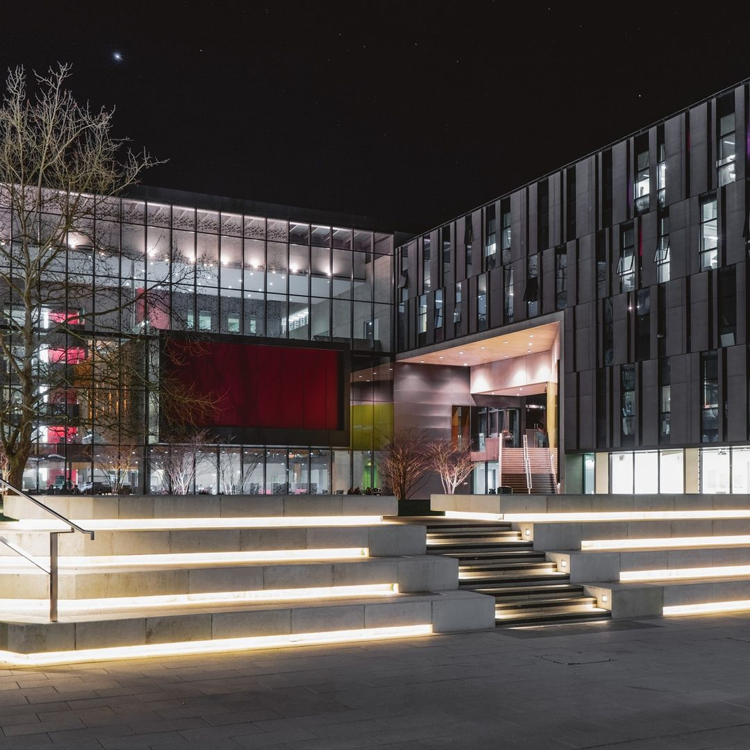 Oxford Brookes University Headington Campus - Gallery Image 05