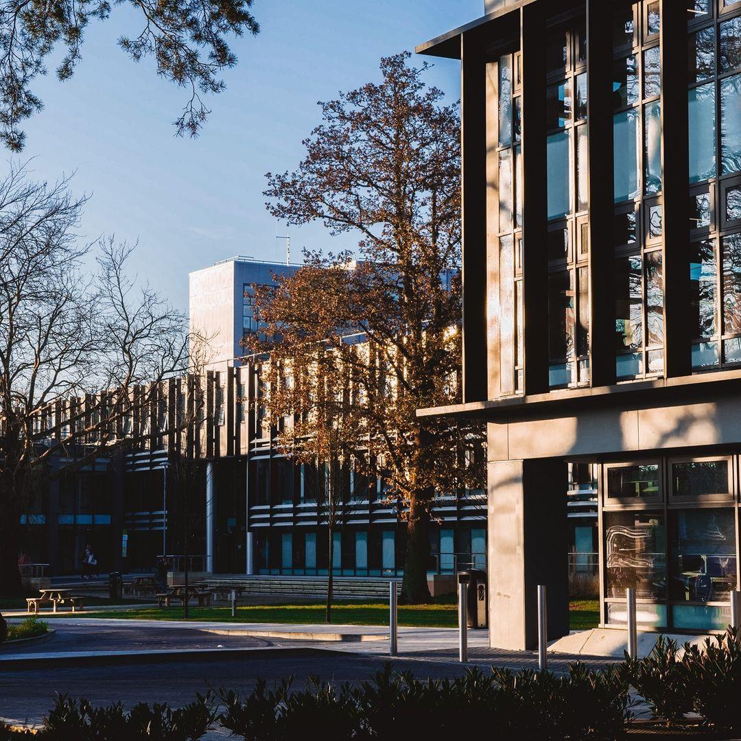 Oxford Brookes University Headington Campus - Gallery Image 07