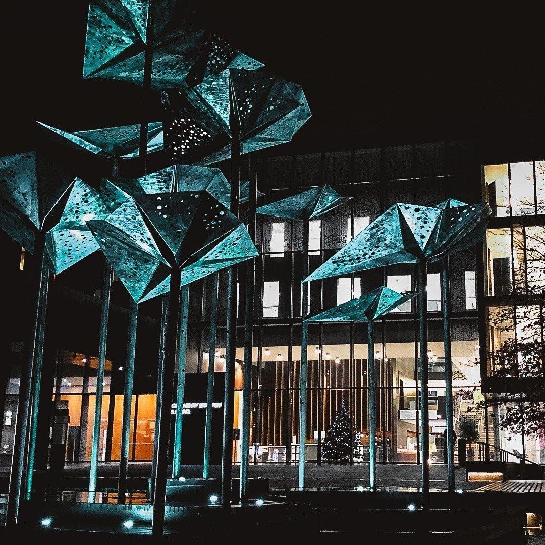 Oxford Brookes University Headington Campus - Gallery Image 09