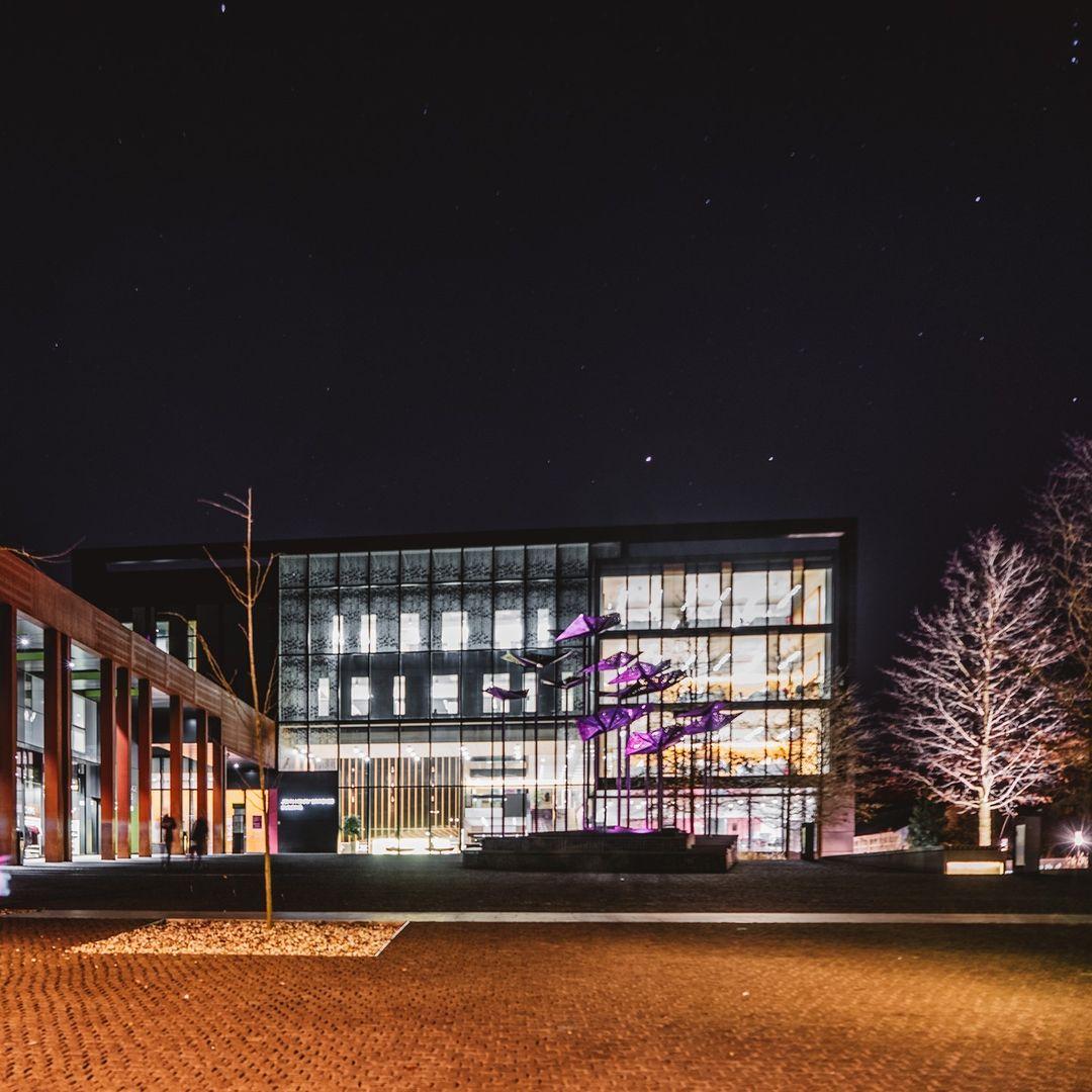 Oxford Brookes University Headington Campus - Gallery Image 11