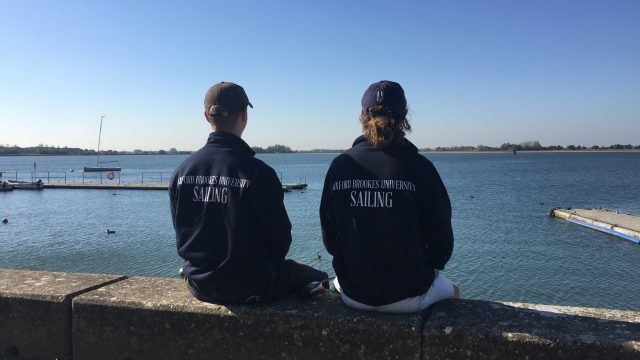 Oxford Brookes University Sailing Club