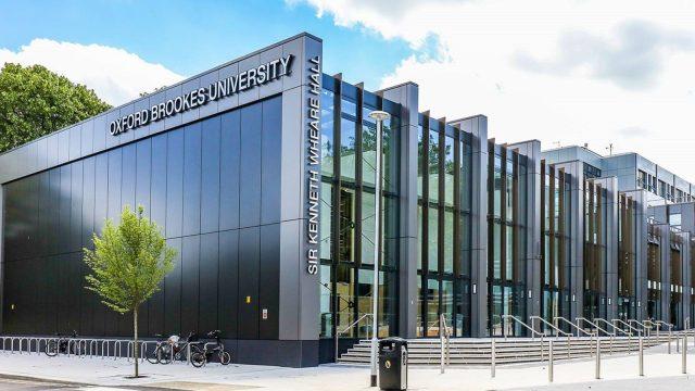 Oxford Brookes University Headington Campus - Sir Kenneth Wheare Hall